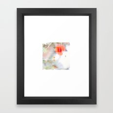 Sunburst Framed Art Print
