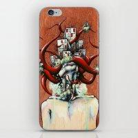 Perspective Metamorphosis 1 iPhone & iPod Skin