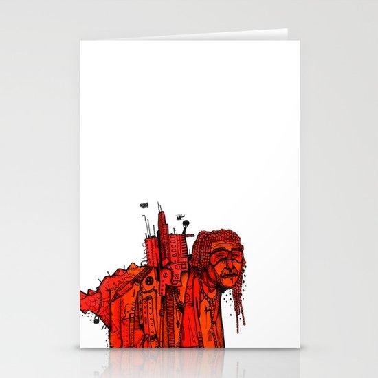Afro Bono Stationery Card
