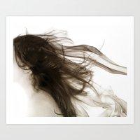 Wind Spirit Art Print