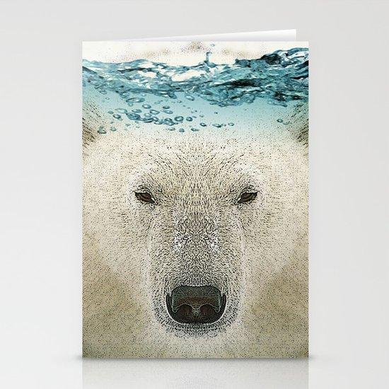Polar Stationery Card