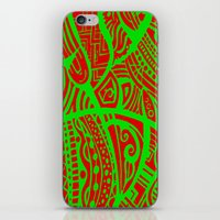 Abstractish 3 iPhone & iPod Skin