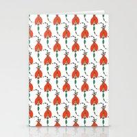 Tulip Dress Stationery Cards