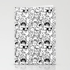 Oh Cats Stationery Cards