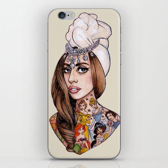 Princess High iPhone & iPod Skin
