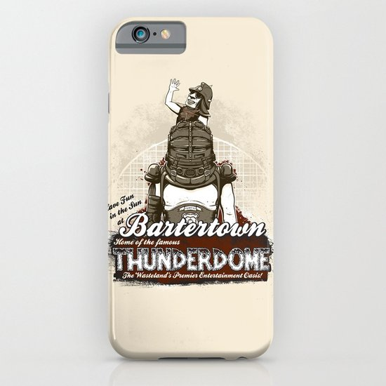 Visit Bartertown! iPhone & iPod Case