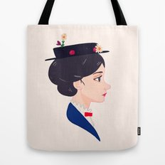 A Spoonful of Sugar Tote Bag