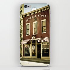 General Store iPhone & iPod Skin