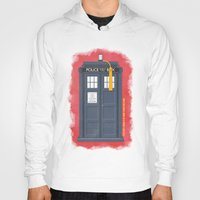 11th Doctor - DOCTOR WHO Hoody