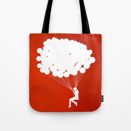 Suspension Tote Bag