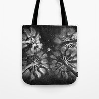 Elevated Paradise ~ Moon Shade Tote Bag