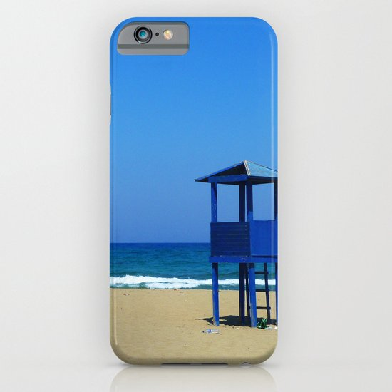 Creta Seeside iPhone & iPod Case