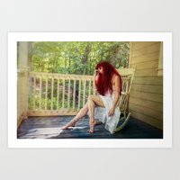 Summer Reveries Art Print