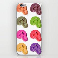 Andy Warskulls iPhone & iPod Skin