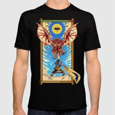 Epic Monster Hunter Black SMALL Mens Fitted Tee