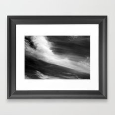 sky daze Framed Art Print