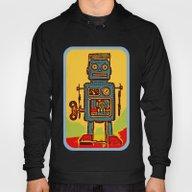 Robot III Hoody
