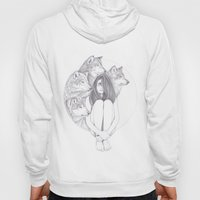 Company Of Wolves Hoody
