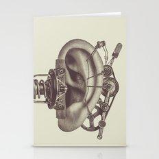 LISTENER Stationery Cards