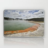 Thermal Pool Laptop & iPad Skin