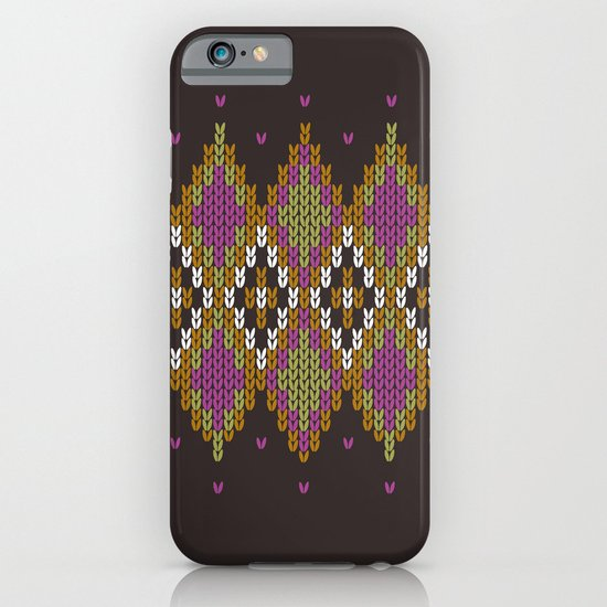 Argyle Dream iPhone & iPod Case