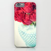 Forgive Me ~ Red Roses iPhone 6 Slim Case