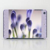 Agapanthus Buds iPad Case