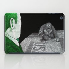 There's something on the wing iPad Case