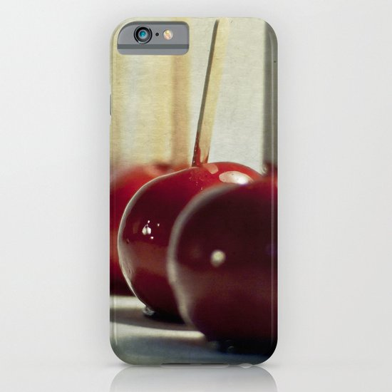 Candy Apples iPhone & iPod Case