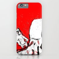 ßite the Hand that ßleeds You iPhone 6 Slim Case