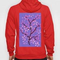 Cherry Blossom Tree Hoody