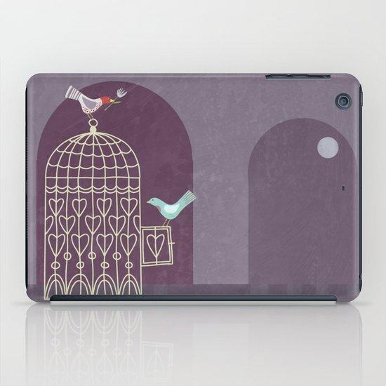 Leaving the Birdcage iPad Case