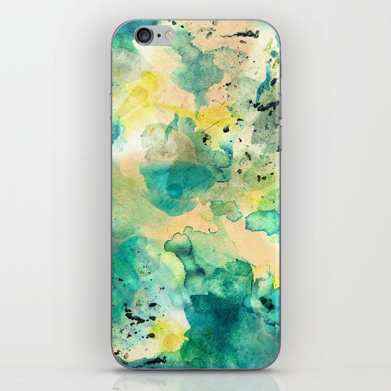 Diving iPhone & iPod Skin