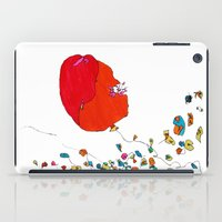 Balloons & Butterflies iPad Case