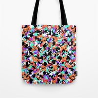 Camouflage #6 Tote Bag