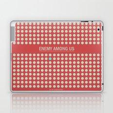 Enemy Among Us I Laptop & iPad Skin