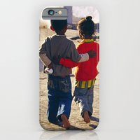 iPhone & iPod Case featuring Young Love by Dave Houldershaw