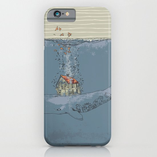Ocean Home iPhone & iPod Case