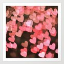 Lovestruck Art Print