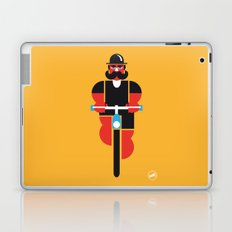 Bicycle Man Laptop & iPad Skin