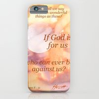 If God Is For Us iPhone 6 Slim Case