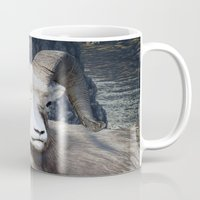 Tom Feiler Mountain Goat Mug