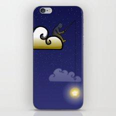 Fishing For Dreams iPhone & iPod Skin