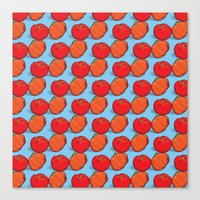 Brazil Fruits Canvas Print
