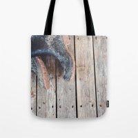 Muddy Tote Bag