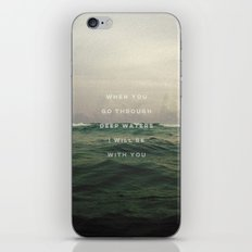 DEEP WATERS iPhone & iPod Skin