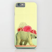 messenger in disguise iPhone 6 Slim Case