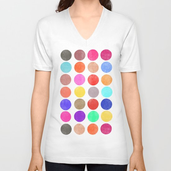 colorplay 2 V-neck T-shirt