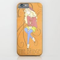 iPhone & iPod Case featuring The Bridge by Taylor Davis