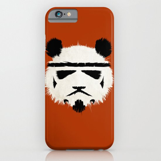 Panda Trooper iPhone & iPod Case